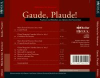 Gaude, Plaude!  Mädchenchor Hannover