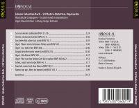 Johann Sebastian Bach:  Stil'Antico-Motetten