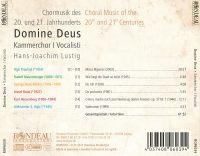 Domine Deus -  Kammerchor I Vocalisti