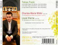 Widor & Vierne:  Orgelsinfonien