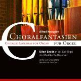 Alfred Koerppen:  Choralfantasien für Orgel