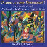 O come, o come Emmanuel!  Weihnachtliche Musik