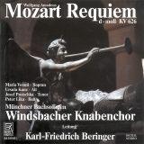 Wolfgang Amadeus Mozart:  Requiem d-Moll