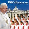 Konzert für Papst Benedikt  Regensburger Domspatzen